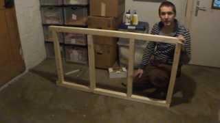 download video schraubenregal werkzeugregal selber bauen. Black Bedroom Furniture Sets. Home Design Ideas