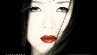 Memoirs of a Geisha: Confluence - track 16 - John Williams