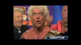 """Ric Flair Sings Blur """"Song 2"""" - WOO! HOO!"""