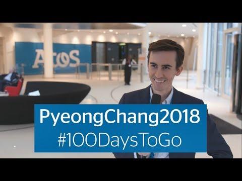 100 days to go PyeongChang 2018