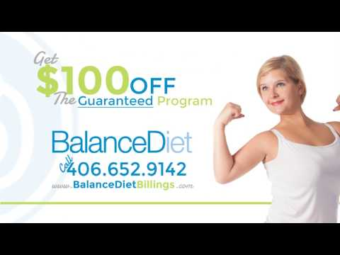 BalanceDiet of Billings- 100 Off Guaranteed