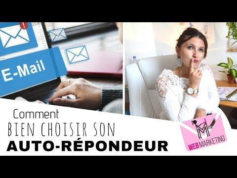 Système IO, Mailchimp : Quel Auto-répondeur choisir ?