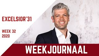 Screenshot van video Excelsior'31 weekjournaal - week 32 (2020)