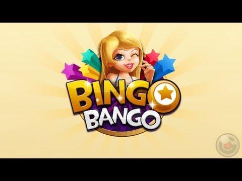 Bingo Bango - FREE BINGO GAME - iPhone, iPad, iPod Game Play Video