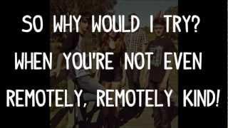 San Cisco - Golden Revolver (lyrics on screen)