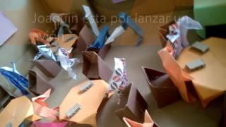 Mi salon de Clase de Origami School Classroom