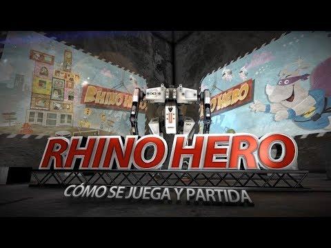Yo Tenía Un Juego De Mesa TV #06 - Rhino Hero