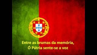 Hino Nacional de Portugal - A Portuguesa (Grande Orquestra com soprano e coro)