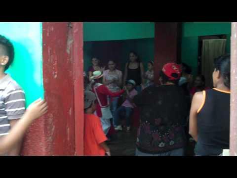 El Baile de Negras, Masaya, Nicaragua