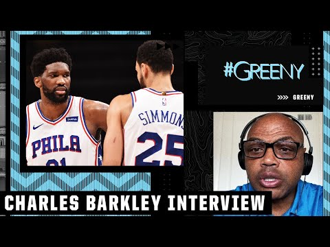 Charles Barkley: Joel Embiid should tell Ben Simmons to 'Get your game together, man!' | #Greeny