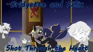 [Miraculous Ladybug Comic Dub] Bridgette and Félix | Shot Through the Heart
