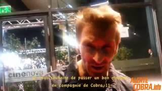 Mark Keller   Première Auferstehung   Message aux fans français d'Alerte Cobra
