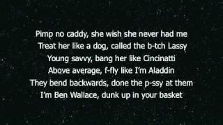 Faded - Tyga & Lil wayne EXCLUSIVE with Lyrics