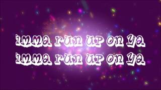 Major Lazer - Run Up - ft. Nicki Minaj and PARTYNEXTDOOR (Lyrics)