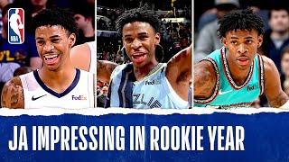 Best of Ja Morant   Part 1   2019-20 NBA Season