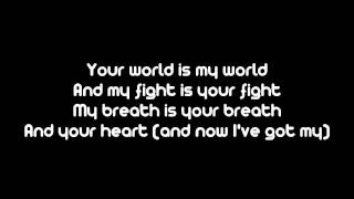 Justin Bieber - One Time [Lyrics]