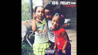 Kirko Bangz - Real Friends (Freestyle) Feat. Ken Randle