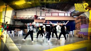 Third Kamikaze - Love warning ( เตือนแล้วนะ ) Dance practice Mirror
