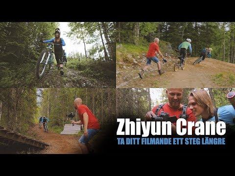 Zhiyun Crane - test och tips!