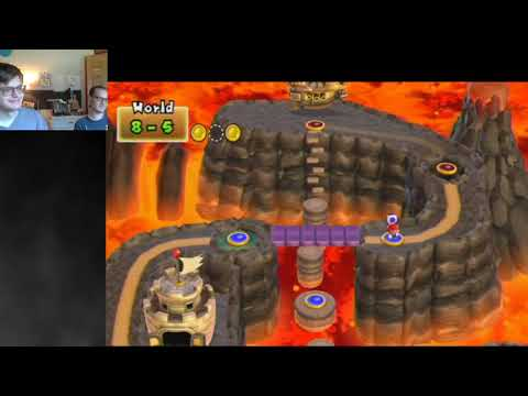 New Super Mario Bros  Wii with Chodnazoop part 8