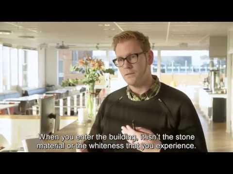FOJAB arkitekter om Axis nya huvudkontor i Lund