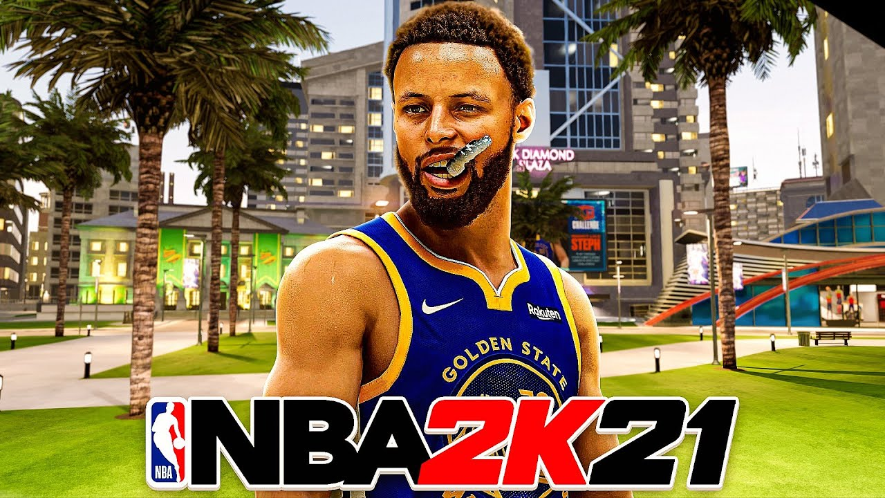 Dignify2K - STEPH CURRY BUILD is OVERPOWERED in NBA 2K21! 99 3 POINTER is AMAZING!
