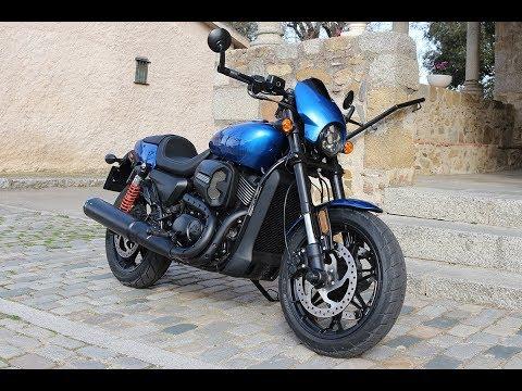 Motosx1000: Test Harley-Davidson Street Rod