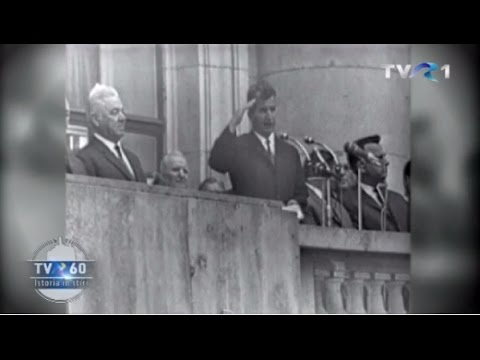 Discursul lui Nicolae Ceauşescu după invazia Cehoslovaciei din 1968