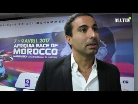 Conférence de presse de la 8e édition du Race of Morocco