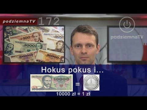 Robią nas w konia: Sztuczki z pieniądzem! Rządowe i bankowe triki na łupienie ludzi #172