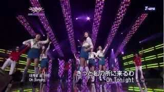 T-ara - Roly Poly - Live - 和訳 - Blue Skirt