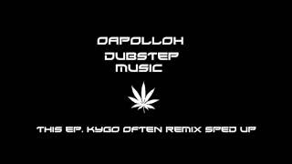 Often Kygo Remix Sped Up